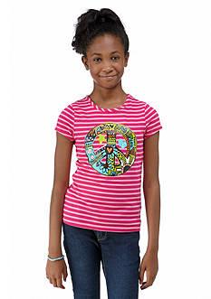 J Khaki™ Peace Graphic Tee Girls 7-16
