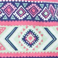 Kids Dress Clothes: Casual: Mint Glow J Khaki™ Bow Back Printed Dress Girls 7-16