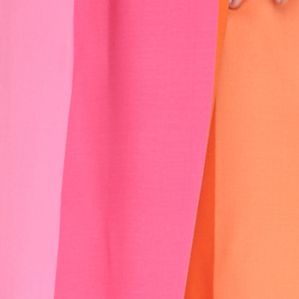Flip Flop Dress: Pink Pop J Khaki™ Colorblock Trapeze Dress Girls 7-16