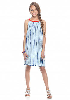 J Khaki™ Tie Dye Knit Dress Girls 7-16