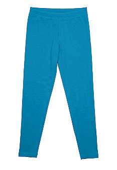 J Khaki Knit Legging Girls 7-16