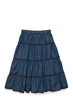 J Khaki™ Jean Prairie Skirt Girls 7-16