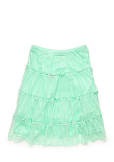 J Khaki™ Mesh Prairie Skirt Girls 7-16