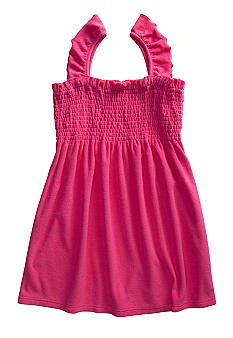 J Khaki Swim Coverup Girls 7-16