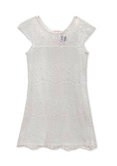 Tween Diva by Rare Editions Lace Shift Dress Girls 7-16