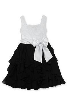 Rare Editions Soutcache Dress Girls 7-16