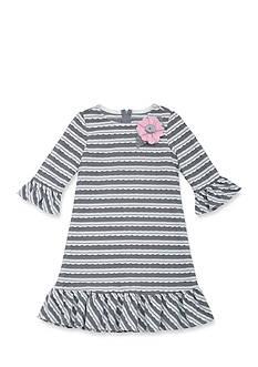 Rare Editions Textured Knit Dress Girls 7-16