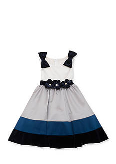 Rare Editions Colorblock Dress Girls 7-16