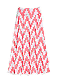 Amy Byer Printed Maxi Skirt Girls 7-16