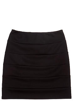 Amy Byer Banded Gore Skirt Girls 7-16
