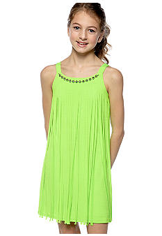 Amy Byer Fringe Dress Girls 7-16