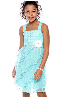 Amy Byer Emma Dress Girls 7-16