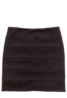 Amy Byer Banded Bodycon Skirt Girls Plus