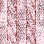 Little Girls Outerwear: Resort Pink Ralph Lauren Childrenswear 10 LS CTN CRDGN SWTR