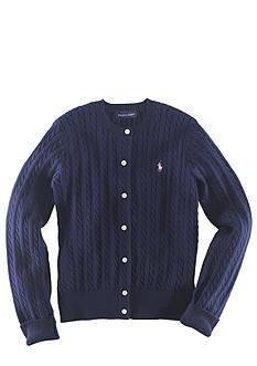 Ralph Lauren Childrenswear 10 LS CTN CRDGN SWTR