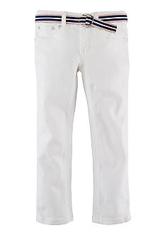 Ralph Lauren Childrenswear Thompson Straight Leg Jeans Girls 4-6X