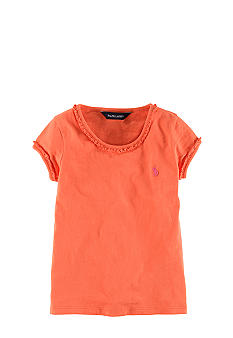 Ralph Lauren Childrenswear Lindy Tee Girls 4-6X