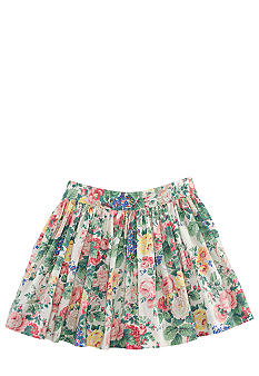 Ralph Lauren Childrenswear Floral Skirt Girls 4-6X