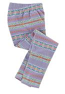 Ralph Lauren Childrenswear Fair Isle Print Classic Legging Girls 4-6X