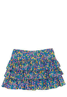 Ralph Lauren Childrenswear Floral Print Skirt Girls 4-6X