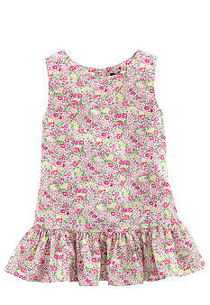 Ralph Lauren Childrenswear Floral Print Tunic Girls 4-6X