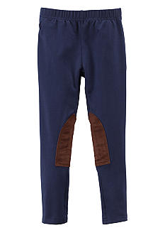 Ralph Lauren Childrenswear Navy Legging Girls 4-6X