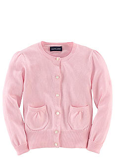 Ralph Lauren Childrenswear Sweet Cardigan Girls 4-6X