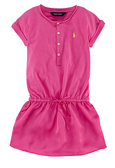 Ralph Lauren Childrenswear T-shirt Dress Girls 4-6X