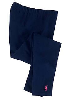 Ralph Lauren Childrenswear Solid Legging Girls 4-6X