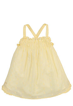 Ralph Lauren Childrenswear Ruffled Summer Cami Girls 4-6X