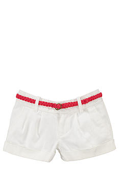 Ralph Lauren Childrenswear Nautical Chino Shorts Girls 4-6X