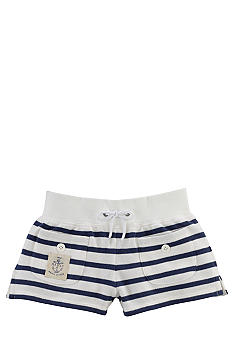 Ralph Lauren Childrenswear Nautical Stripe Short Girls 4-6X