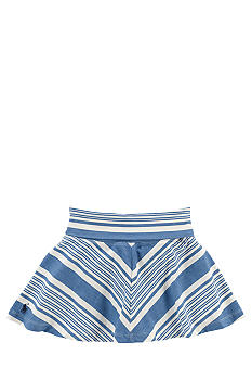 Ralph Lauren Childrenswear Diagonal Stripe Skirt Girls 4-6X