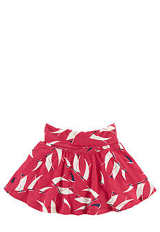 Ralph Lauren Childrenswear Sailboat Print Skirt Girls 4-6X