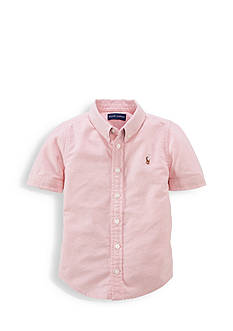 Ralph Lauren Childrenswear Button-Down Oxford Shirt Girls 4-6x