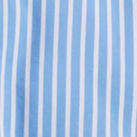 Ralph Lauren Girls: Blue/White Ralph Lauren Childrenswear 1 BENGAL DRESS-WVN BLUE/WHITE