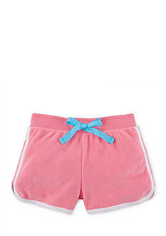 Ralph Lauren Childrenswear Cotton-Blend Terry Short Girls 4-6x