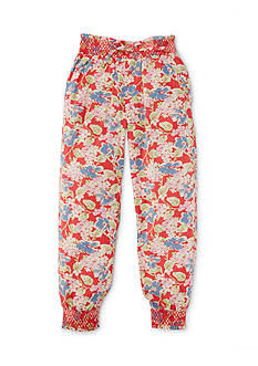 Ralph Lauren Childrenswear Floral Pants Girls 4-6x