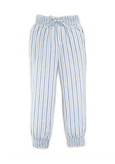 Ralph Lauren Childrenswear Striped Cotton Pants Girls 4-6x