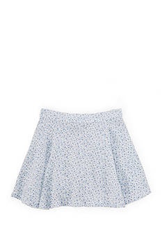 Ralph Lauren Childrenswear Floral Skirt Girls 4-6x
