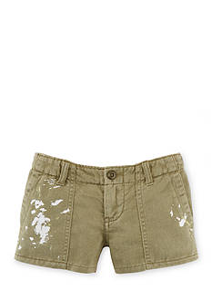 Ralph Lauren Childrenswear Cargo Shorts Girls 4-6x