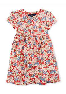 Ralph Lauren Childrenswear Floral Sundress Girls 4-6x