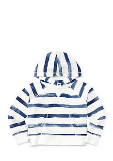 Ralph Lauren Childrenswear Fleece Hoodie Girls 4-6x