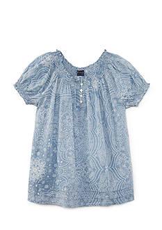 Ralph Lauren Childrenswear Boho Top Girls 4-6x