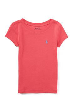 Ralph Lauren Childrenswear Cotton Modal Tops Girls 4-6x
