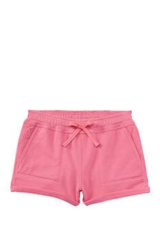Ralph Lauren Childrenswear Terry Short Girls 4-6x
