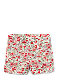 Ralph Lauren Childrenswear Floral Short Girls Girls 4-6x