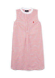 Ralph Lauren Childrenswear Stripe Bengal Dress Girls 4-6x