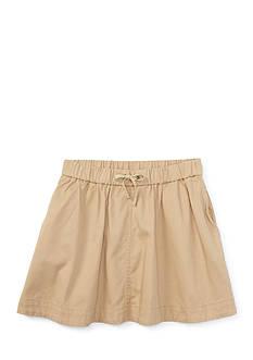 Ralph Lauren Childrenswear Tissue Chino Skirt Girls 4-6x
