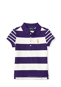 Ralph Lauren Childrenswear Polo Shirt Girls 4-6x